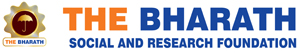 The Bharath Social and Research Foundation Sticky Logo